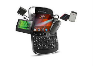 Accesorios para Blackberry en León