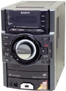 Equipo de sonido Sony en León