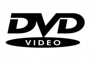 Logo DVD video en León