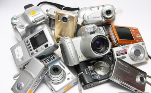 Reparar cámaras digitales en León