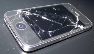 Iphone 4 con digitalizador roto