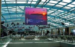 pantalla interior LED