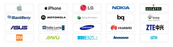 logos marcas telefonia